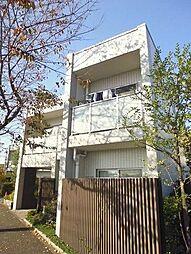 東京都三鷹市大沢5丁目の賃貸マンションの外観