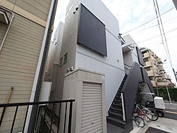 愛知県名古屋市中村区鈍池町3丁目の賃貸アパートの外観