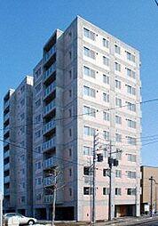 レガート東区役所前A棟[4階]の外観