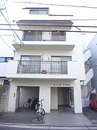 ミユキコーポラス[4階]の外観