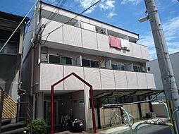 大阪府吹田市岸部中1丁目の賃貸マンションの外観