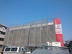 兵庫県姫路市土山6丁目の賃貸アパートの外観