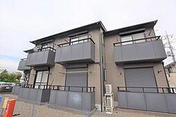 神奈川県厚木市寿町3の賃貸アパートの外観