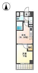 MX-I[8階]の間取り