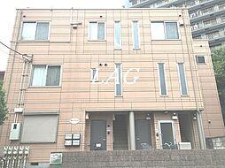 東京都葛飾区四つ木4丁目の賃貸マンションの外観