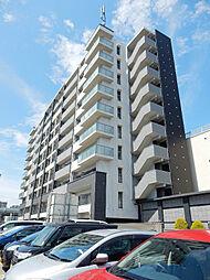 福岡県福岡市博多区榎田1の賃貸マンションの外観