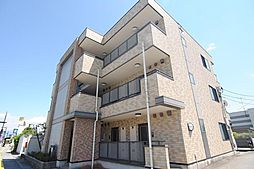 富山県富山市荒川3丁目の賃貸アパートの外観