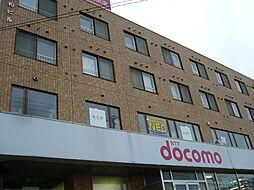 北海道札幌市清田区清田二条1丁目の賃貸マンションの外観