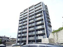 福岡県北九州市八幡西区折尾2の賃貸マンションの外観
