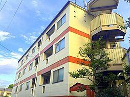 パークアベニュー弐番館[4階]の外観