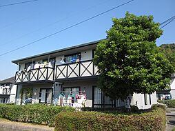 グリーンパーク徳間[1階]の外観