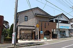 千葉県柏市逆井2丁目の賃貸アパートの外観