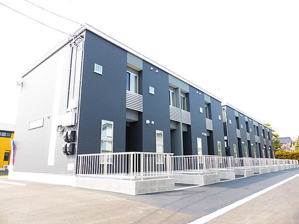 D-BOX新庄北町 1階の賃貸【富山県 / 富山市】