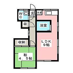 希望ヶ丘駅 4.6万円