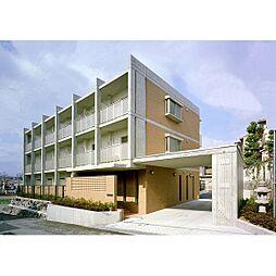 京都府京都市左京区一乗寺花ノ木町の賃貸マンションの外観