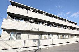 広島県福山市王子町2丁目の賃貸アパートの外観