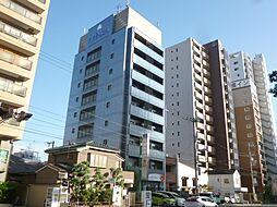 大阪府大阪市天王寺区舟橋町の賃貸マンションの外観