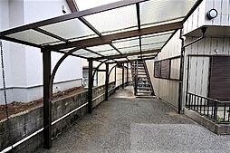 川口コーポ[1階]の外観