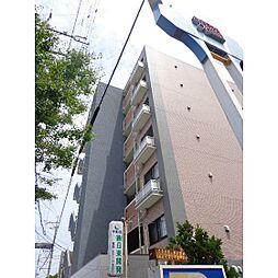 静岡県浜松市中区西浅田2丁目の賃貸マンションの外観