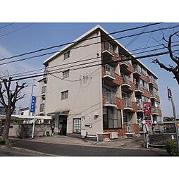 山菱マンション[4階]の外観