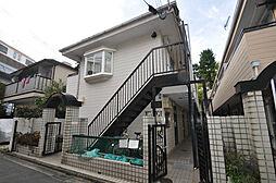 東京都武蔵野市吉祥寺本町2丁目の賃貸アパートの外観