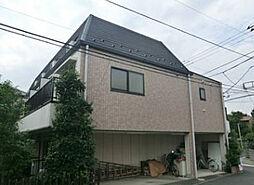 東京都狛江市猪方1丁目の賃貸アパートの外観