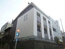 キャッスルシンラク[1階]の外観
