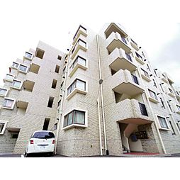 静岡県静岡市葵区山崎の賃貸マンションの外観