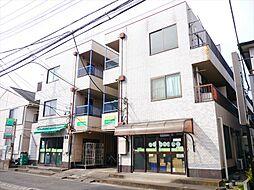 埼玉県八潮市大字二丁目の賃貸マンションの外観