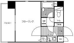 ロマネスク小笹第3[505号室]の間取り