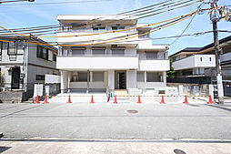 兵庫県西宮市段上町8丁目の賃貸アパートの外観