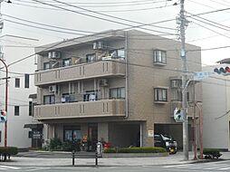 静岡県沼津市市場町の賃貸マンションの外観