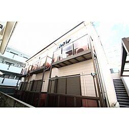 ハイツ赤堀[1階]の外観