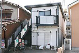大阪府堺市堺区寺地町西2丁の賃貸アパートの外観