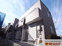 KURASHI-EST MIYAMA[203号室]の外観