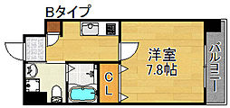 FDS amore[5階]の間取り