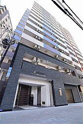 アドバンス西梅田ラシュレ[6階]の外観