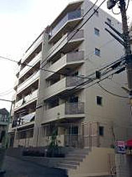 ガリシア新宿都庁前[2階]の外観