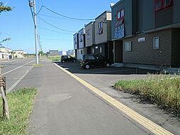 [タウンハウス] 北海道札幌市東区東雁来十条4丁目 の賃貸【/】の外観