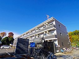 東京都国分寺市日吉町1丁目の賃貸マンションの外観