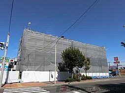 アマン北広島[1階]の外観