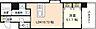 間取り,1LDK,面積41.51m2,賃料8.3万円,広島電鉄6系統 舟入町駅 徒歩4分,広島電鉄6系統 舟入本町駅 徒歩4分,広島県広島市中区舟入中町