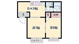 はりま勝原駅 3.9万円