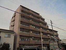 愛知県北名古屋市沖村天花寺の賃貸マンションの外観