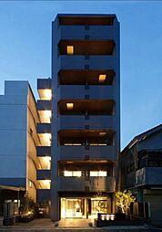 東京都墨田区立川1丁目の賃貸マンションの外観