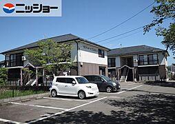 ラビアンローゼT・R・S[2階]の外観
