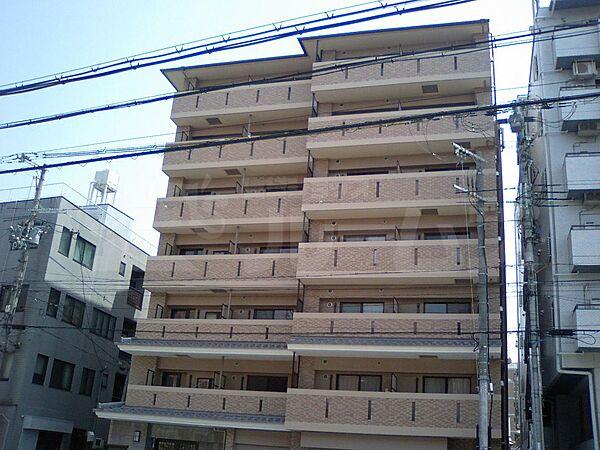 京都府京都市東山区清水の賃貸マンションの外観