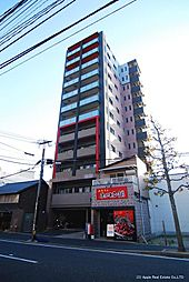 ERIOS COURT 中津口[3階]の外観