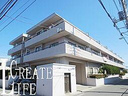 埼玉県さいたま市南区内谷3丁目の賃貸マンションの外観
