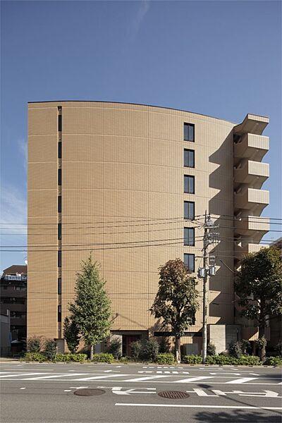旗ヶ岡アパートメント 7階の賃貸【東京都 / 品川区】